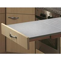 Pull-Out Table för 600mm stomme, stone