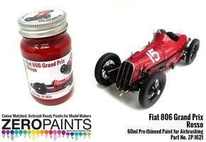 Fiat 806 Grand Prix Rosso