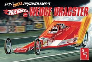 "Coca-Cola Don ""Snake"" Prudhomme Wedge Dragster (Ho"