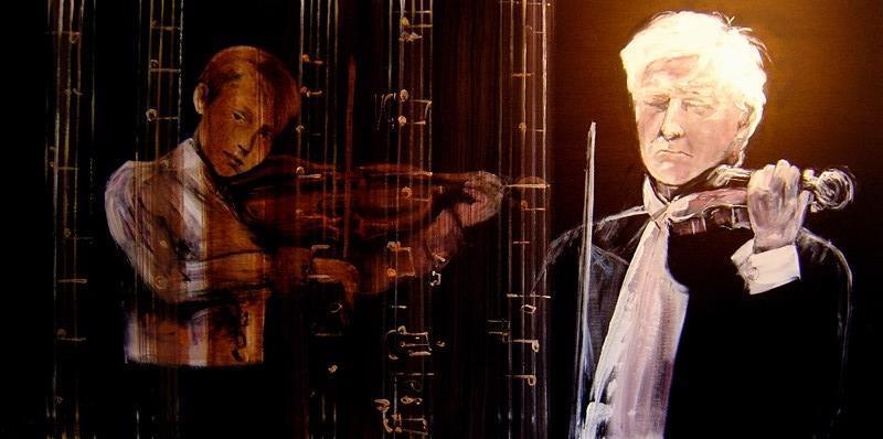 Kjersti Stokke-Fiolinisten