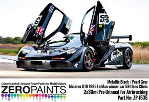 Mclaren GTR 1995 LeMans Winner - Ueno Clinic