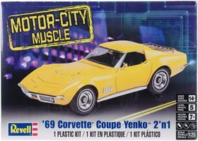 '69 Corvette® Coupe Yenko™ 2 'n 1
