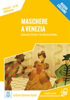 Maschere a Venezia, italiensk novelle og lydbok