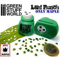 Miniature Leaf Punch MEDIUM GREEN