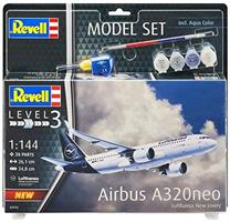 Airbus A320 neo. ModelSet