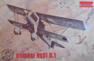 Heinkel He51 B.1