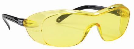 Skyddsglasögon Illusion gul