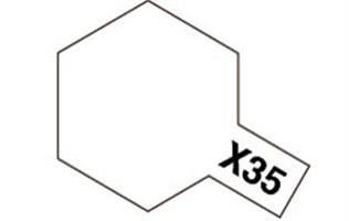 X-35 Semi Gloss Clear