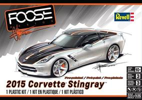 2015 Corvette® Stingray™ Foose™ Pre-painted
