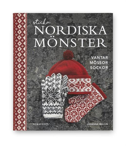 Bok Sticka Nordiska mönster