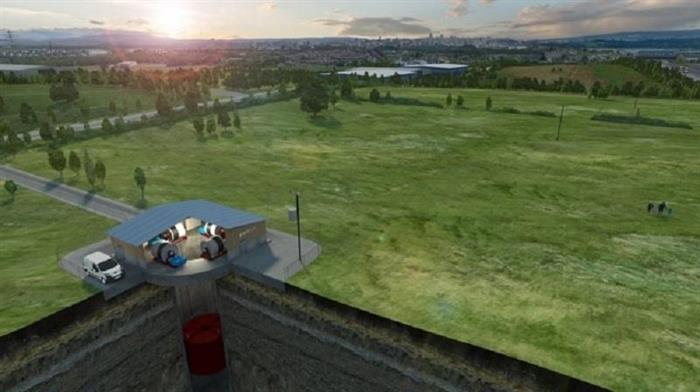 Gravitricity to use old mine shafts to generate energy by 2020