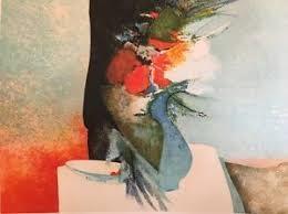 Claude Gaveau-Les ceries