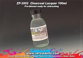 Clearcoat Lacquer 100ml
