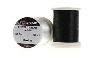 Power thread 10 den- Vit