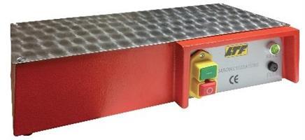 KE223.02 pöydälläpidettävä demagnetointilaite ,ulkomitat 160x400x90mm