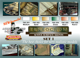 Tensocrom Set #1