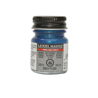 Blue Metallic - Gloss