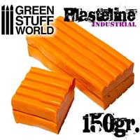 Plasteline Orange 150g