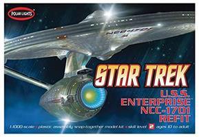 Star Trek U.S.S. Enterprise NCC-1701 Refit