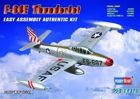 F-84E Thunderjet.