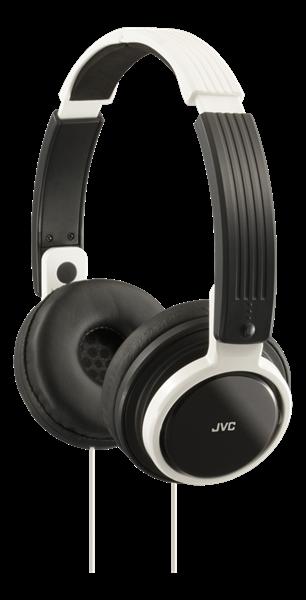 HÖRLURAR, JVC HA-S200 SV/VIT