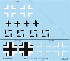 Fw 190A-8/R2 national insignia