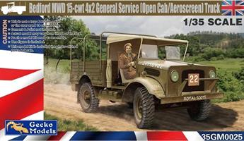 Bedford MWD 15-cwt 4x2 General Service
