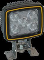 Backljuslampa LED 1500 lumen bred