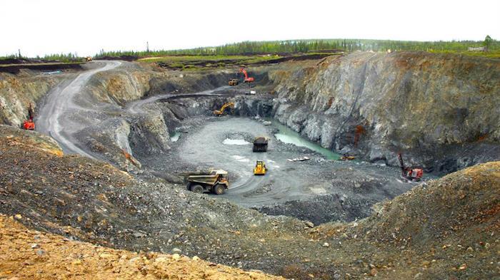 Finska malmfyndigheter värda cirka 500 mdr euro