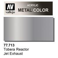 METAL COLOR 77.713 : Jet exhaust