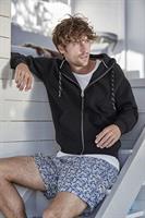 Hood fashion full zip 5435