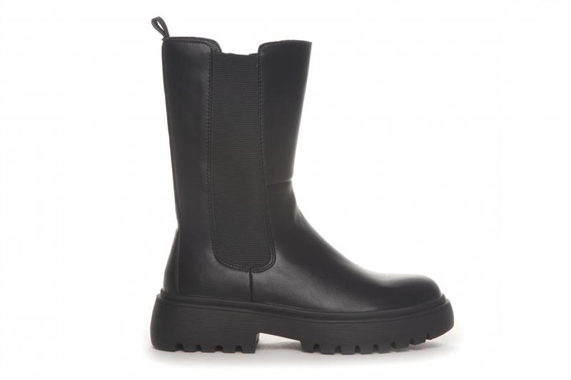 Duffy Boots hög svart