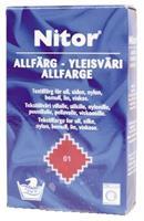 Nitor Allfarge, Rød 01