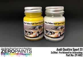 Audi Quattro Sport S1 Paint Set 2x30ml