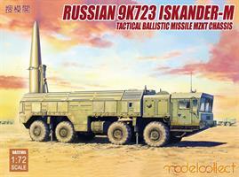Russian 9K720 Iskander-M