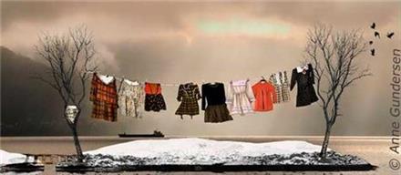 Anne Gundersen-På en bitteliten øy