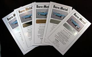 Bare Metal Foil Chrome