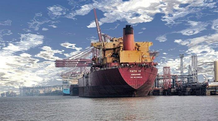 Indian iron ore shipments up 169%