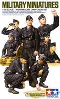 Wehrmacht Tank Crew Set