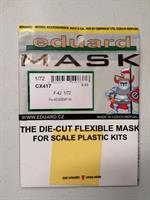 Masking for F-4J / Academy