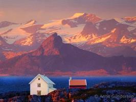 Anne Gundersen - Huset på berget