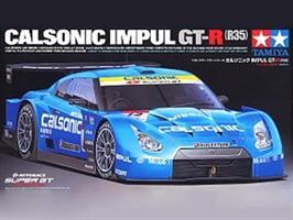 Calsonic Impul GT-R R35