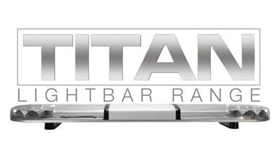 Titan 1220 mm LED ljusramp