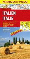 Italien karta 1:800 000 MP