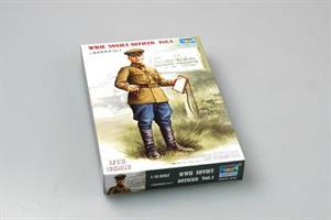 WWII Soviet Officer Vol.1
