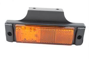 Sidomarkering LED Gul  12/24V