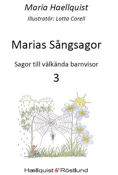Marias Sångsagor, Häfte 3 - pdf