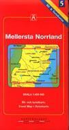 Mellersta Norrland 1:400 000