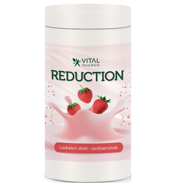 Reduction Lavkalori Diett  Jordbær 750g