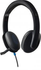 HEADSET, LOGITECH H540 USB